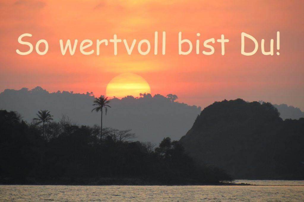 So wertvoll bist Du by Birgit Strauch